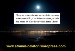 MIERCURI –  ZIUA DE ODIHNA  – PE URMELE LUI ISUS (1)